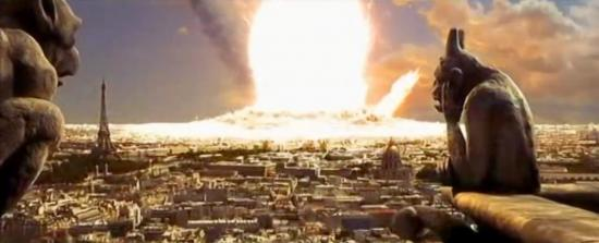 Destruction of paris