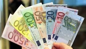 Euro billet